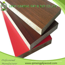 16mm Melamine Paper Face Block Board Plywood for Furniture